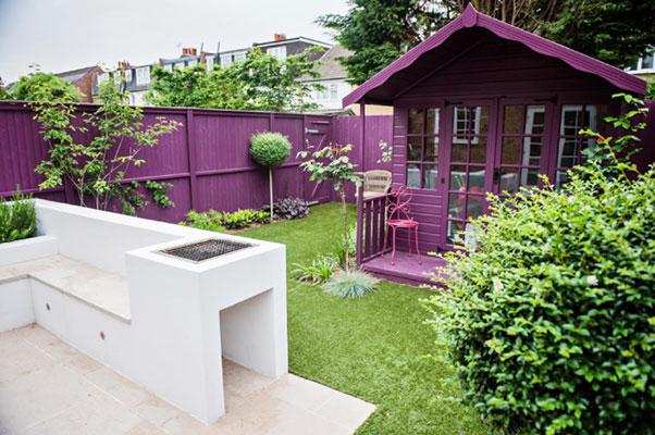Thiết kế sân vườn nhỏ trước nhà đẹp, giá rẻ tại Tp.HCM